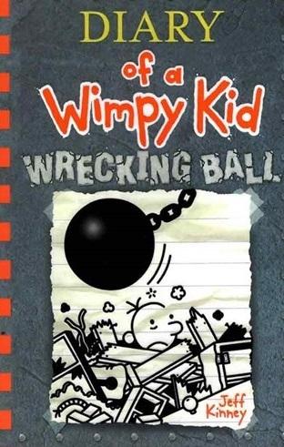 كتاب Wrecking Ball - Diary of A Wimpy Kid 14