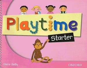 کتاب (PlayTime starter (S+W+CD