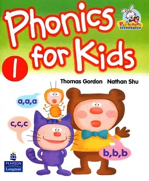 کتاب Phonics For Kids 1