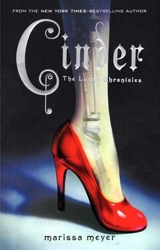 كتاب Cinder - The Lunar Chronicles 1