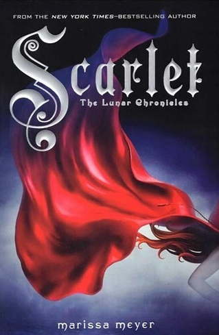كتاب Scarlet - The Lunar Chronicles 2