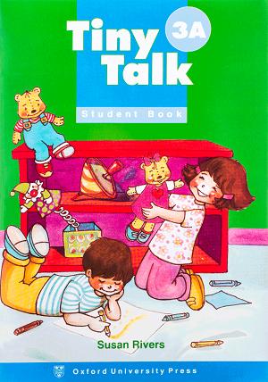 کتاب تاینی تاک Tiny Talk 3A SB+WB+CD