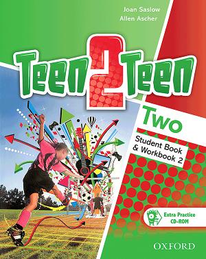 کتاب Teen 2 Teen 2 SB+WB+DVD