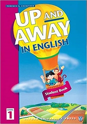 کتاب  (Up and Away in English 1 (SB+WB+CD
