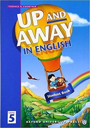 کتاب  (Up and Away in English 5 (SB+WB+CD