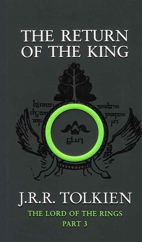 كتاب The Return of the King - The Lord of the Rings 3