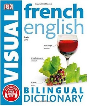 کتاب French English Bilingual Visual Dictionary