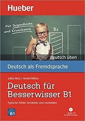 کتاب آلمانی Deutsch Fur Besserwisser B1