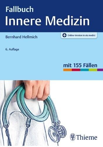کتاب زبان Fallbuch Innere Medizin رنگی