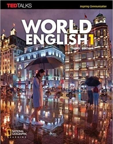 کتاب ورلد انگلیش 1 ویرایش سوم WORLD ENGLISH 1 3RD EDITION + CD
