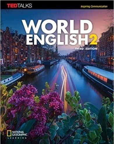 کتاب ورلد انگلیش 2 ویرایش سوم WORLD ENGLISH 2 3RD EDITION + CD
