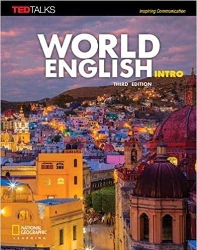 کتاب WORLD ENGLISH INTRO 3RD EDITION + CD