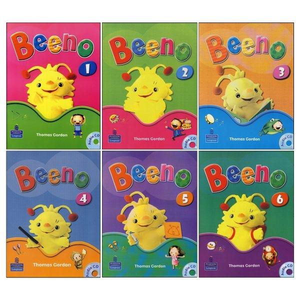 مجموعه 6 جلدی بینو  Beeno Book Series