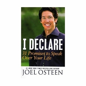 کتاب I Declare - 31 Promises to Speak Over Your Life