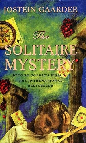 کتاب The Solitaire Mystery