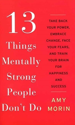 کتاب 13Things Mentally Strong People Dont Do