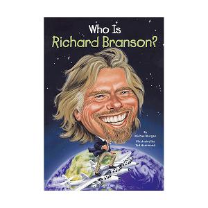 کتاب Who Is Richard Branson