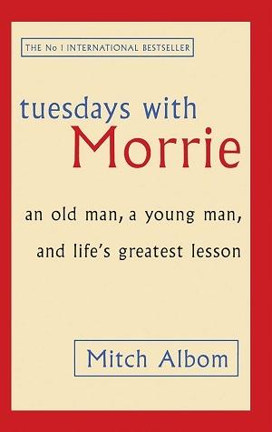 کتاب Tuesdays with Morrie +CD