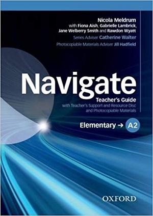 کتاب معلم Navigate Elementary A2 Teacher's Book