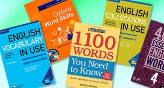 بهترین کتاب های یادگیری لغت زبان انگلیسی