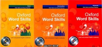معرفی کتاب Oxford Word Skills