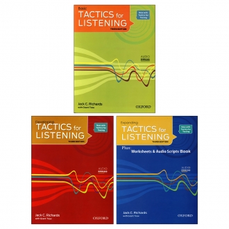 معرفی کتاب Tactics for Listening
