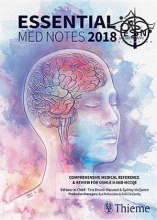 کتاب Essential Med Notes: Comprehensive Medical Reference & Review for USMLE II and MCCQE (Toronto notes)