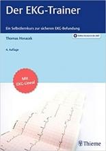 كتاب آلماني Der EKG-Trainer رنگی