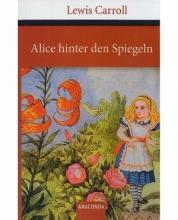کتاب رمان آلمانی Alice hinter den Spiegeln