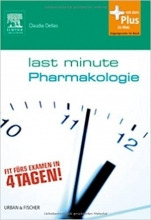 كتاب آلمانی Last Minute Pharmakologie