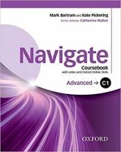 کتاب نویگیت ادونسد Navigate Advanced (C1) Coursebook + W.B + CD