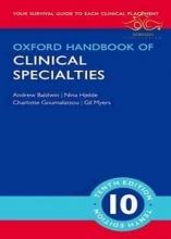Oxford Handbook of Clinical Specialties (Oxford Medical Handbooks) 10th Edition 2016 کتاب راهنمای تخصصی بالینی آکسفورد (کتابهای