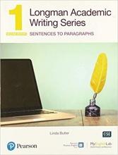 کتاب لانگمن آکادمیک رایتینگ ویرایش جدید (Longman Academic Writing 1 (2nd