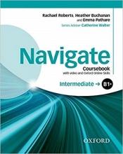 کتاب نویگیت اینترمدیت Navigate Intermediate (B1+) Coursebook + W.B + CD