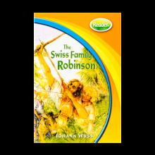 کتاب داستان انگلیسی هیپ هیپ هوری خانواده رابینسونHip Hip Hooray 5 Readers Book The Swiss Family Robinson