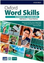 کتاب  آکسفورد ورد اسکیلز المنتری ( Oxford Word Skills Elementary ( Second Edition
