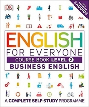کتاب  انگلیش فور اوری وان  English for Everyone Business English Level 2 Course Book