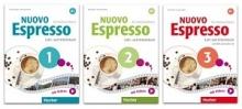 کتاب مجموعه 3 جلدی نوو اسپرسو Nuovo Espresso