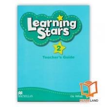 کتاب معلم لرنینگ استارز 2 2 Learning Stars