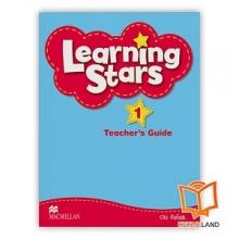 کتاب معلم لرنینگ استارز ۱ ۱ Learning Stars