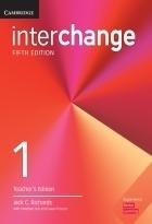 کتاب معلم اینترچینج Interchange 1 Teacher's Edition 5th Edition