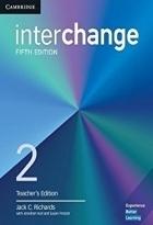 کتاب معلم اینترچینج Interchange 2 Teacher's Edition Fifth Edition