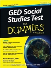کتاب GED Social Studies Test For Dummies