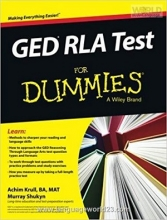 کتاب GED RLA Test For Dummies