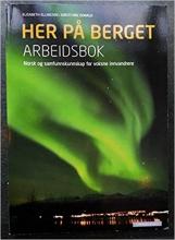 کتاب زبان نروژی Her på berget. Arbeidsbok رنگی