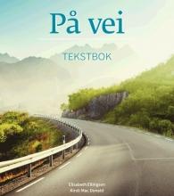 کتاب زبان نروژی PA VEI Tekstbok + Arbeidsbok 2018 سیاه سفید