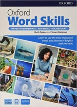 کتاب آکسفورد ورد اسکیلز آپر اینتردیت ادونسد ویرایش دوم Oxford Word Skills Upper Intermediate –Advanced 2nd