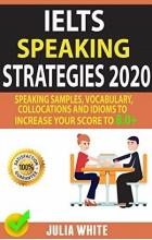 کتاب زبان آیلتس اسپیکینگ استراتژیز IELTS Speaking Strategies 2020