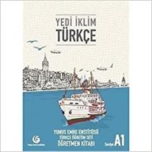 کتاب معلم یدی اکلیم Yedi İklim Türkçe A1 Öğretmen Kitabı