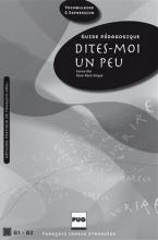 کتاب DITES-MOI UN PEU B1-B2 - GUIDE PEDAGOGIQUE